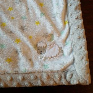 Carter's Child of Mine Lamb  Sherpa  Baby Blanket
